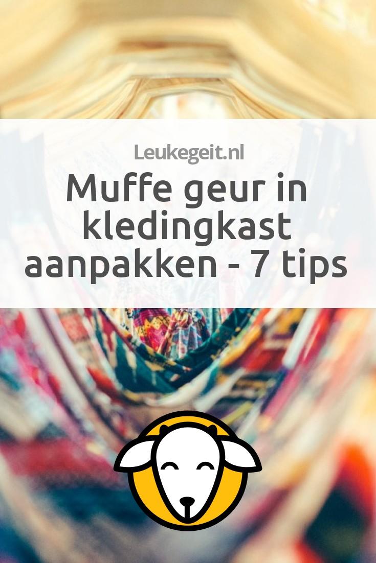 Muffe Geur In Kledingkast Aanpakken 7 Tips Leukegeit