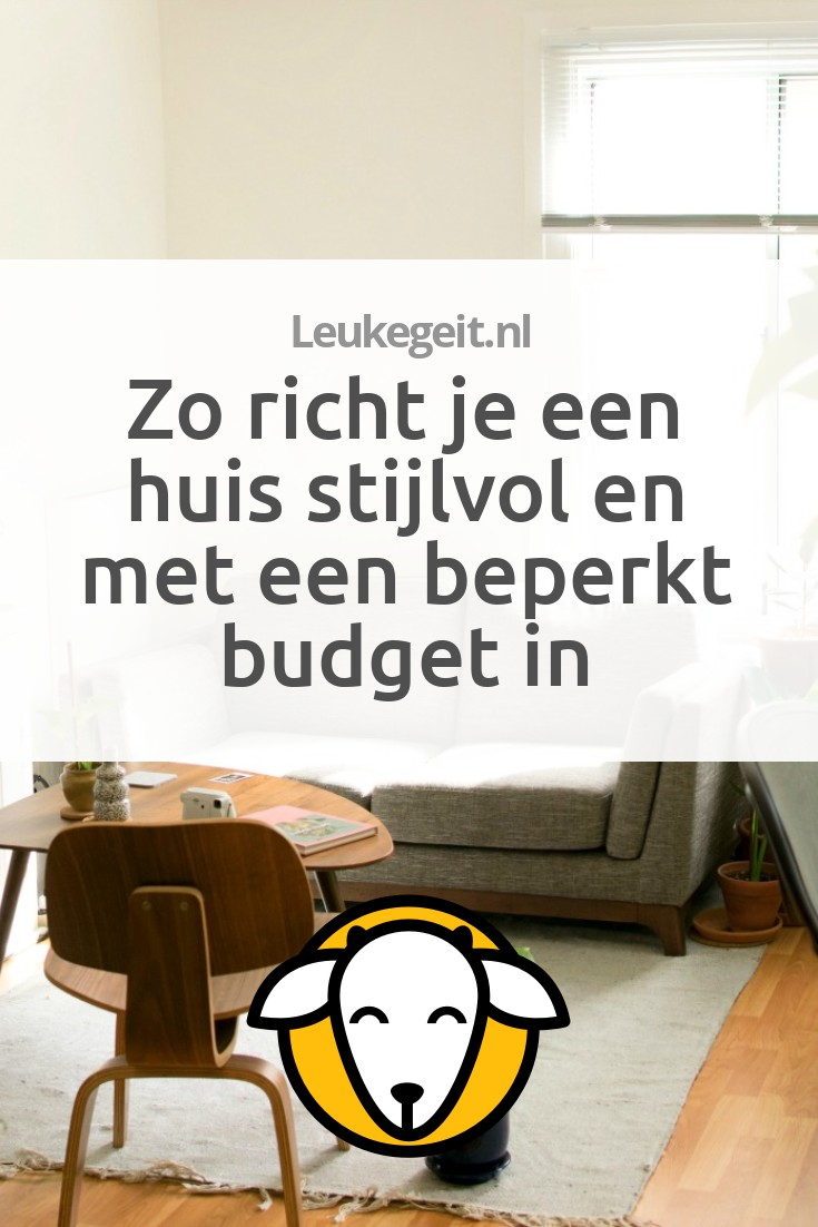 Zo richt je een huis stijlvol en met een beperkt budget in for Huis laten inrichten