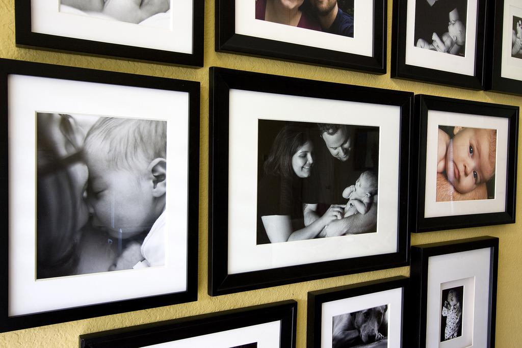 Foto Inlijsten Tips : Fantastisch schilderij en fotolijst ideeën leukegeit