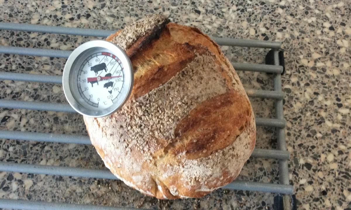 zelf brood bakken boekweitmeel