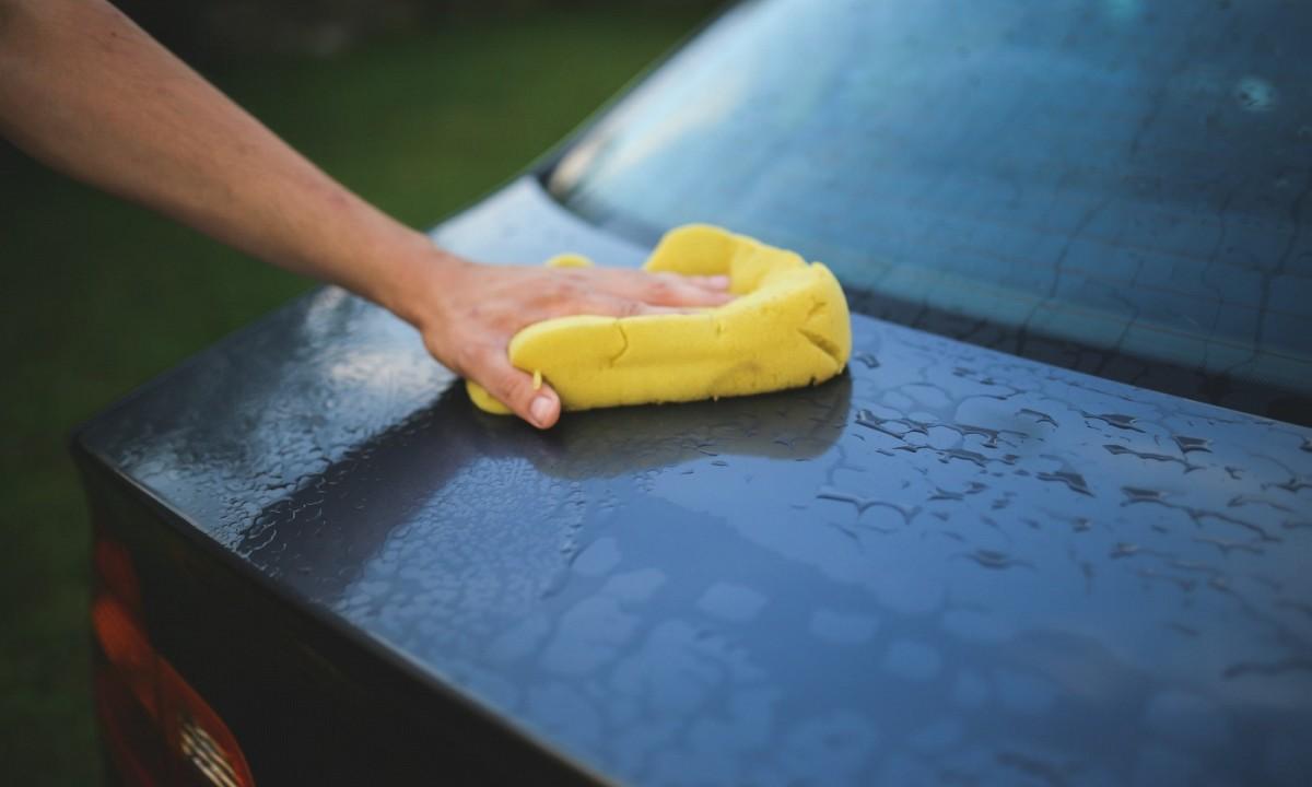 Auto Schoonmaken Wassen En Poetsen Leukegeit