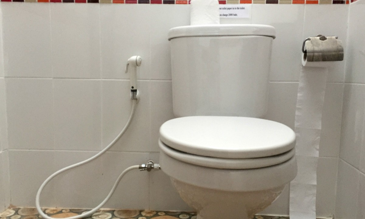 Toilet Met Sproeier : Alternatieven voor toiletpapier een bonustip leukegeit