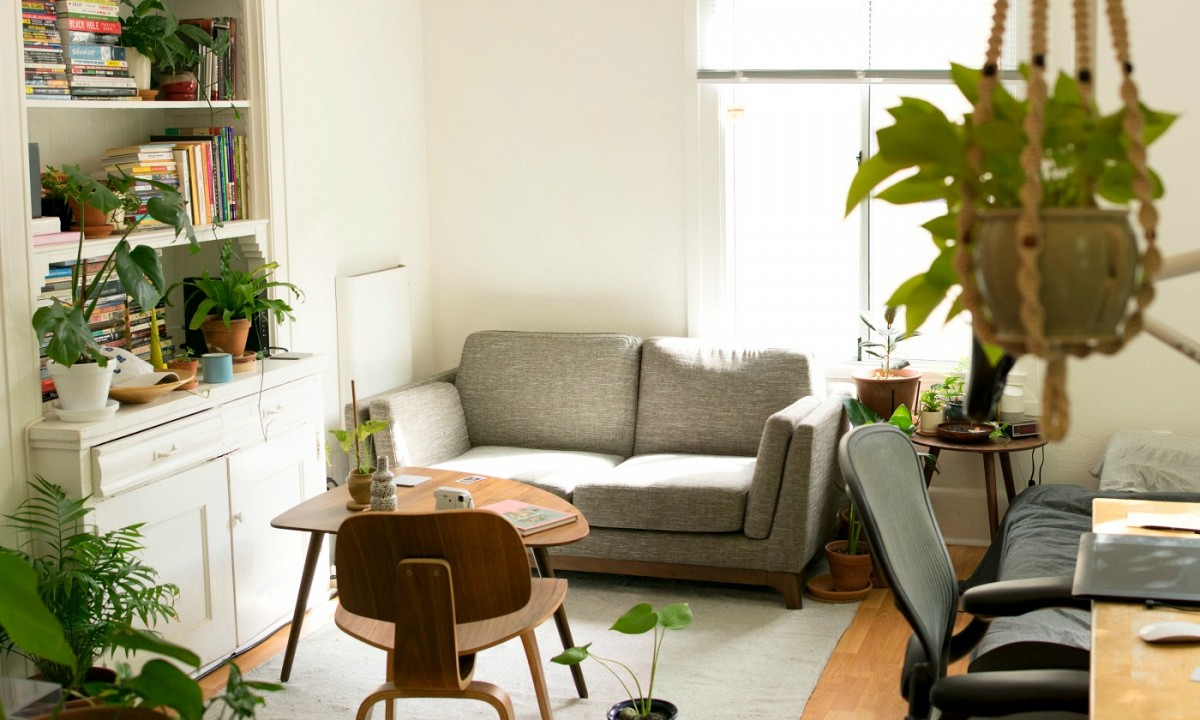 Zo richt je een huis stijlvol en met een beperkt budget in - Leukegeit