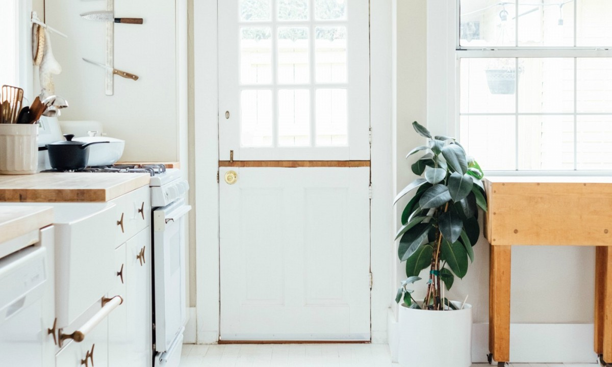Minimalistische keuken en de keuken efficiënter inrichten