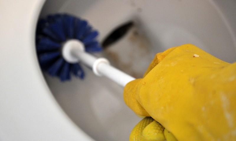 Je toilet sprankelend schoon in 5 minuten