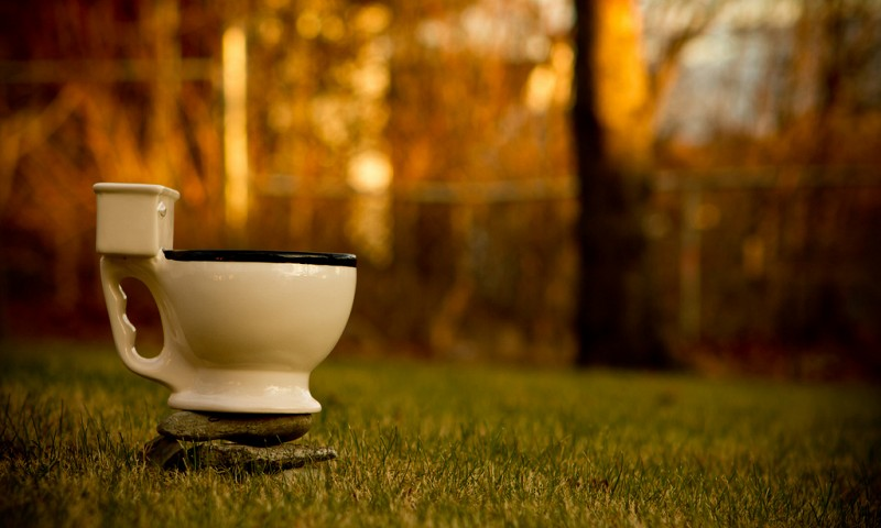 Ouderwetse Stortbak Toilet : Een brandschoon toilet in minuten leukegeit