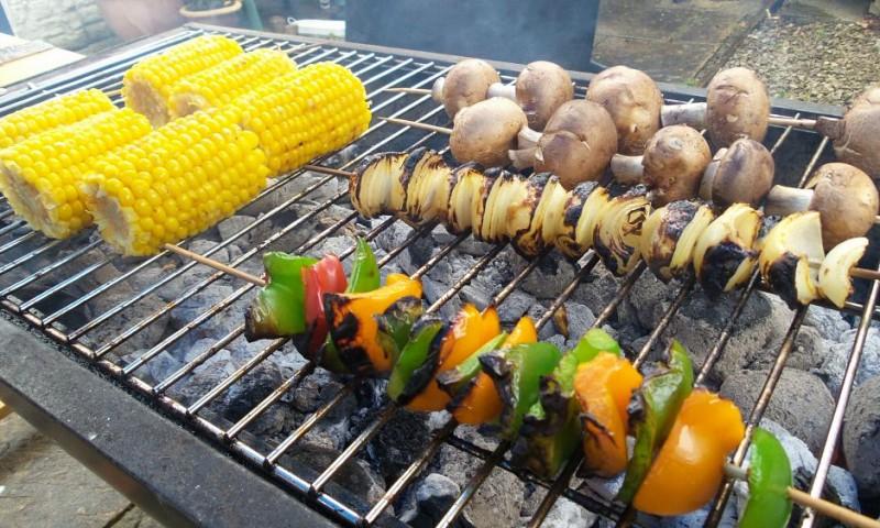 Vegetarische barbecue recepten – 6 heerlijke gerechten voor op de BBQ
