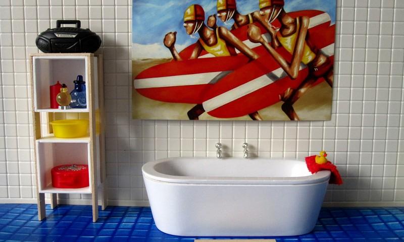 Badkamer Gezellig Maken : Zo geef je je badkamer een flinke schoonmaakbeurt leukegeit