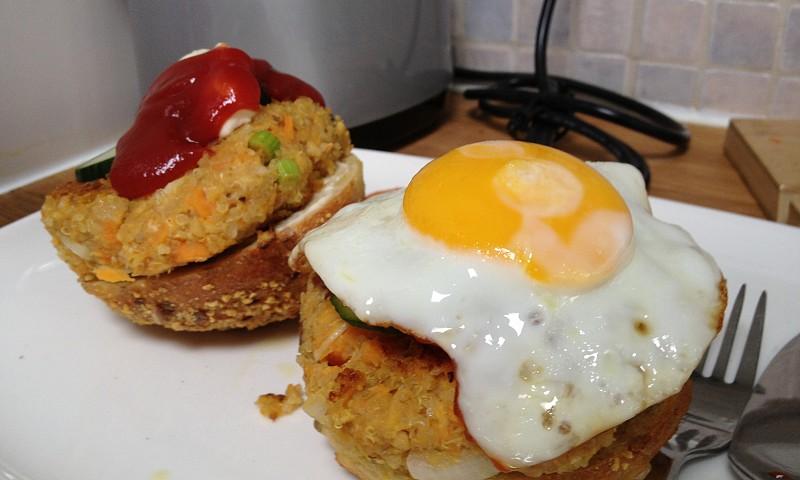 Vegaburger recept – de meest goddelijke burger zonder vlees