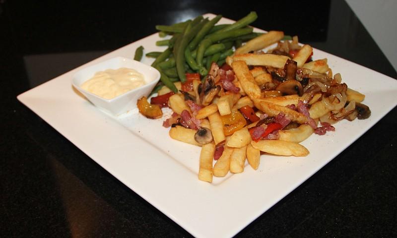 Recept patat specialer – met zelfgemaakte saus