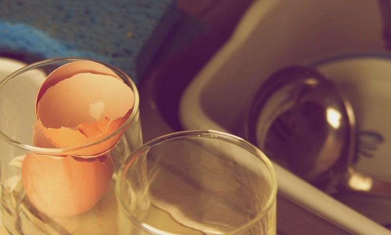 Een keuken schoonmaak makeover – keukenkastjes schoonmaken