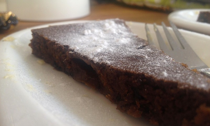 Vegan brownie recept – met courgette