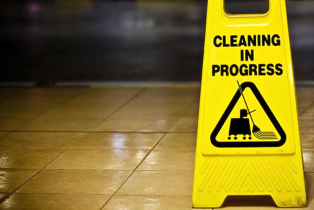 Afbeeldingsresultaat voor opruimen en schoonmaken