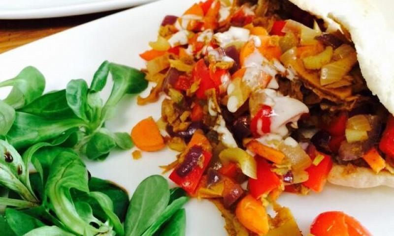 Vegan Shoarma Recept – lekkerder dan dit wordt het niet