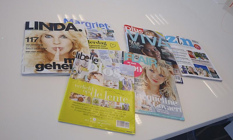 5x wat kun je doen met oude tijdschriften