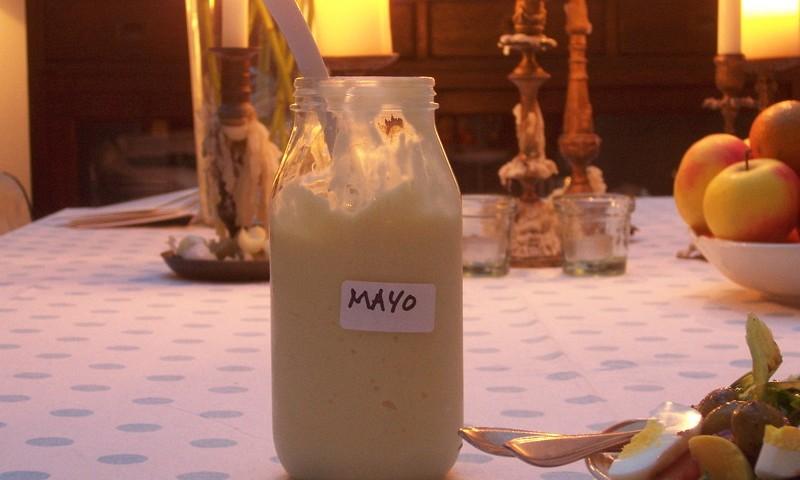 6x mayonaise gebruiken in het huishouden