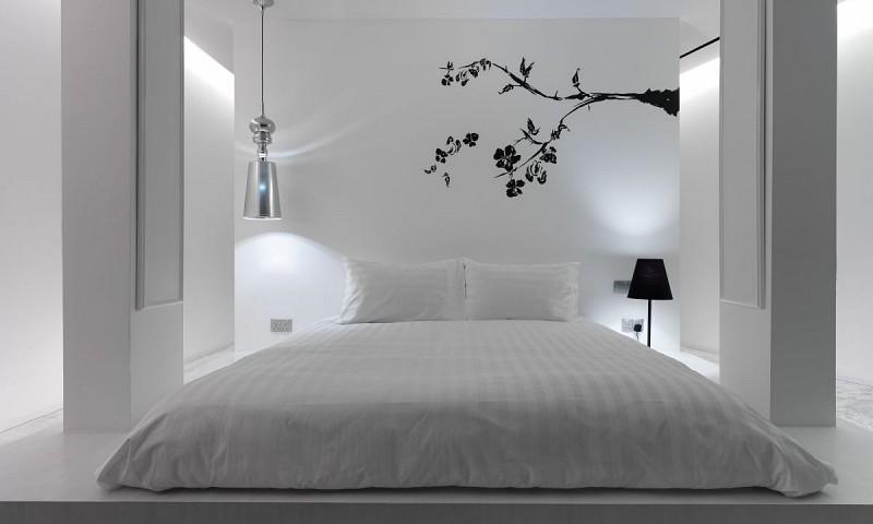 Kleine Minimalistische Slaapkamer : 4 tips voor een minimalistische slaapkamer leukegeit