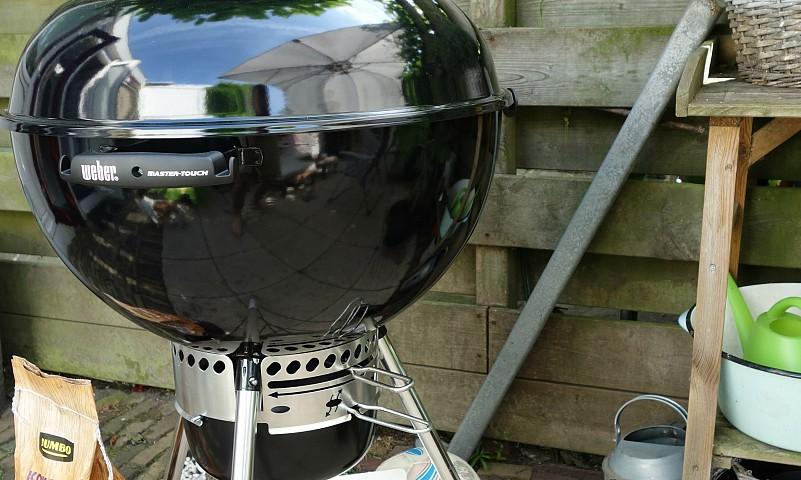 Barbecue review – Weber d'r maar op los