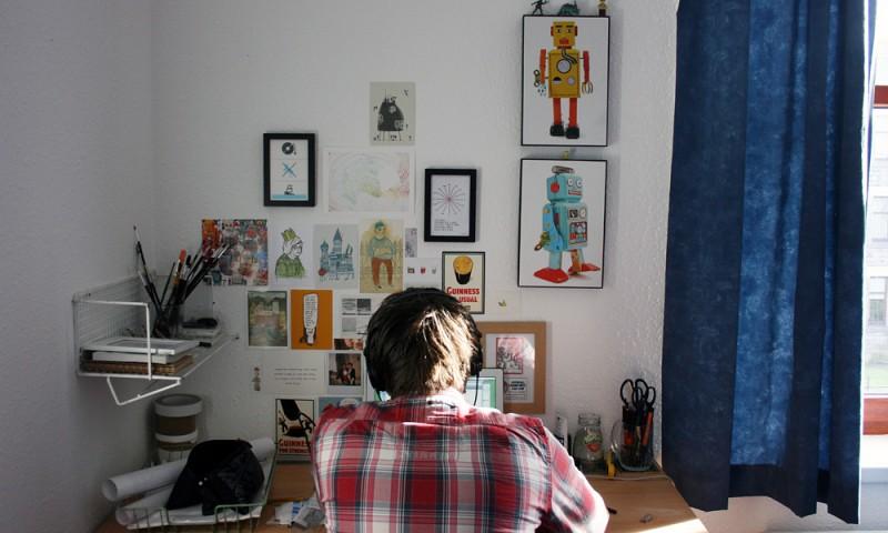 4 tips om je niet meer te schamen voor de rommel in je huis