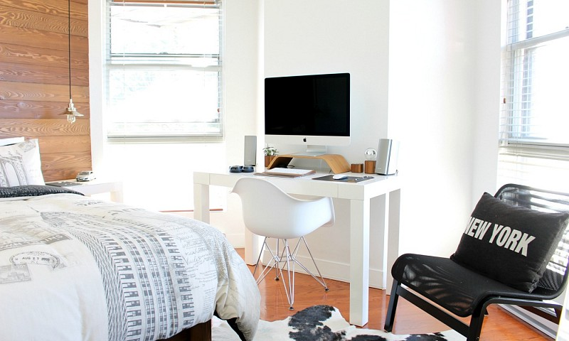 slaapkamer opknappen - 5 frisse ideeën - stofzuigerzen, Deco ideeën
