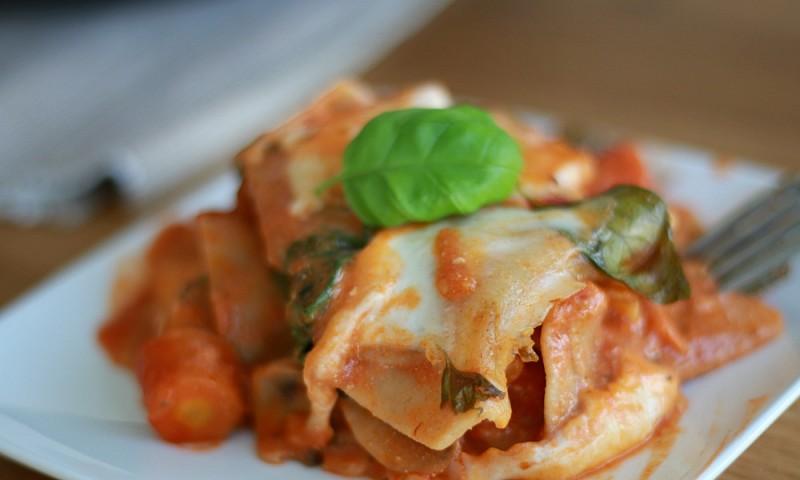 Recept: snelle lasagne – binnen 30 minuten op tafel