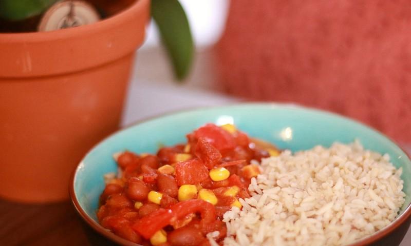 Chili sin carne recept – heerlijk & snel klaar