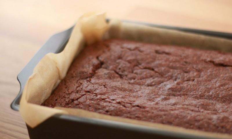 Heerlijk brownies recept zonder ei (+ video)