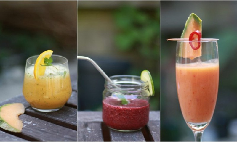 3 zomerse cocktails zonder alcohol