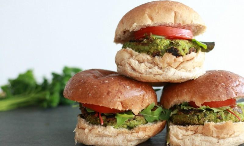 Doperwtenburger recept (+ video)