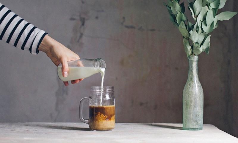 Alternatieven voor melk