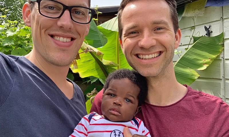 Hoe het vaderschap mij bevalt