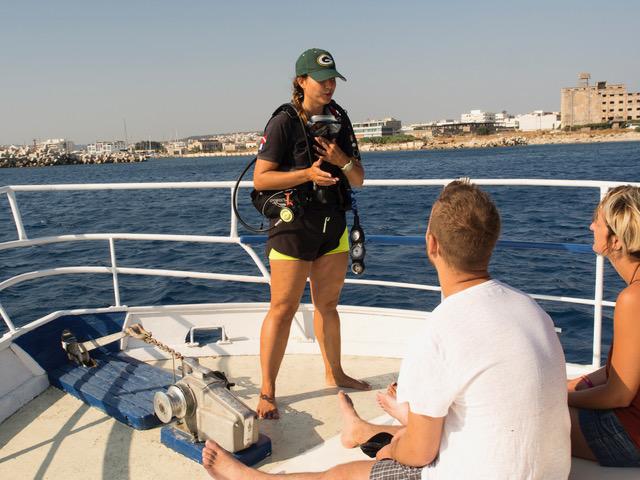 Interview met Birgit Yegülalp – Over haar werk als duikinstructeur, gezonde voeding en uit je comfort zone stappen