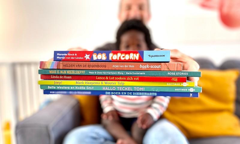 Mijn favoriete kinderboeken over diversiteit van dit moment