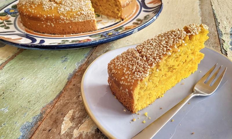 Kurkuma cake