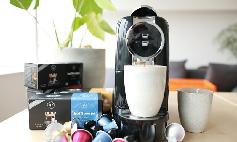 Koffiecapsules van Blokker