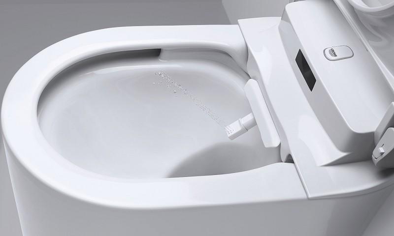 Maak kennis met de douchewc – alternatief voor toiletpapier