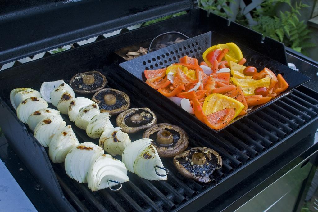 vegetarisch barbecuen recepten