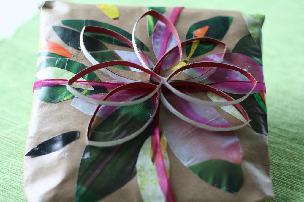 Geliefde 4x cadeautjes inpakken tips - leuke inpak manieren #WJ83