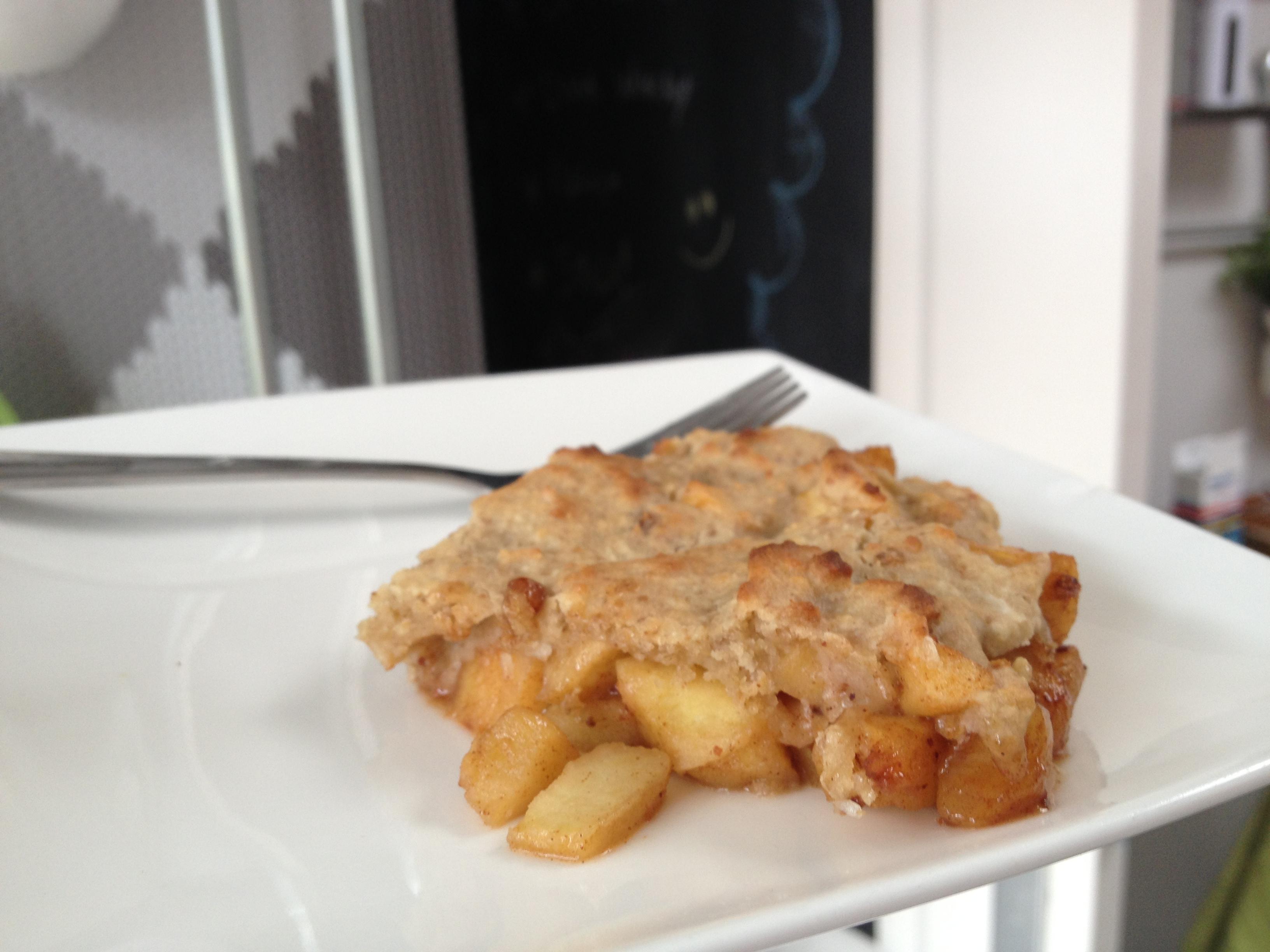 hoe maak je een appeltaart