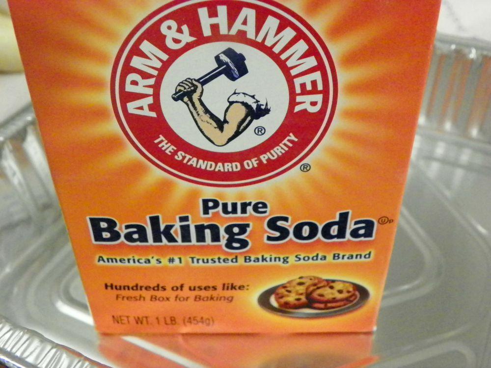 Soda wasmachine witte was
