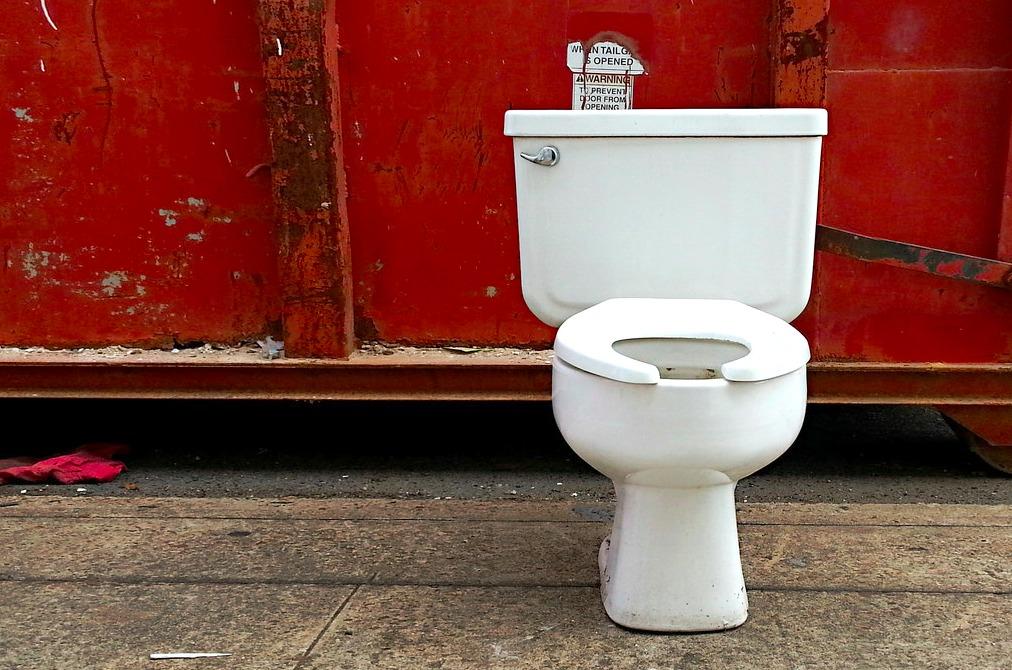 Toilet Zonder Afvoer : Toiletpot of wc ontkalken manieren om dit te doen leukegeit