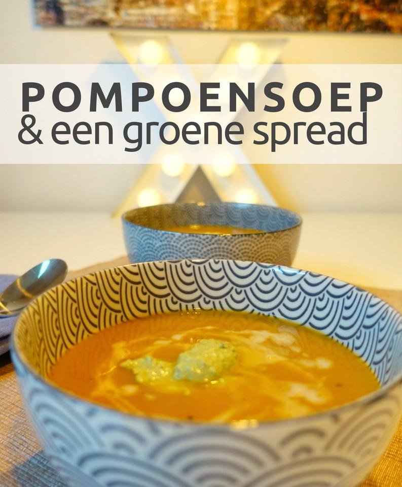 pompoensoep reept