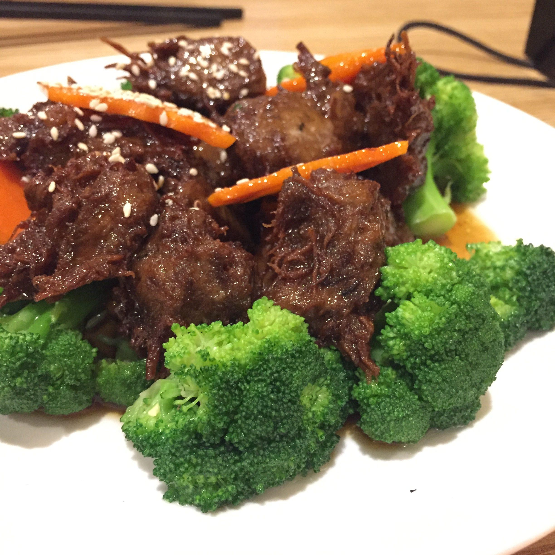 Vegetarisch Chinees Restaurant