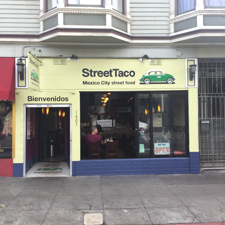 StreetTaco in San Francisco