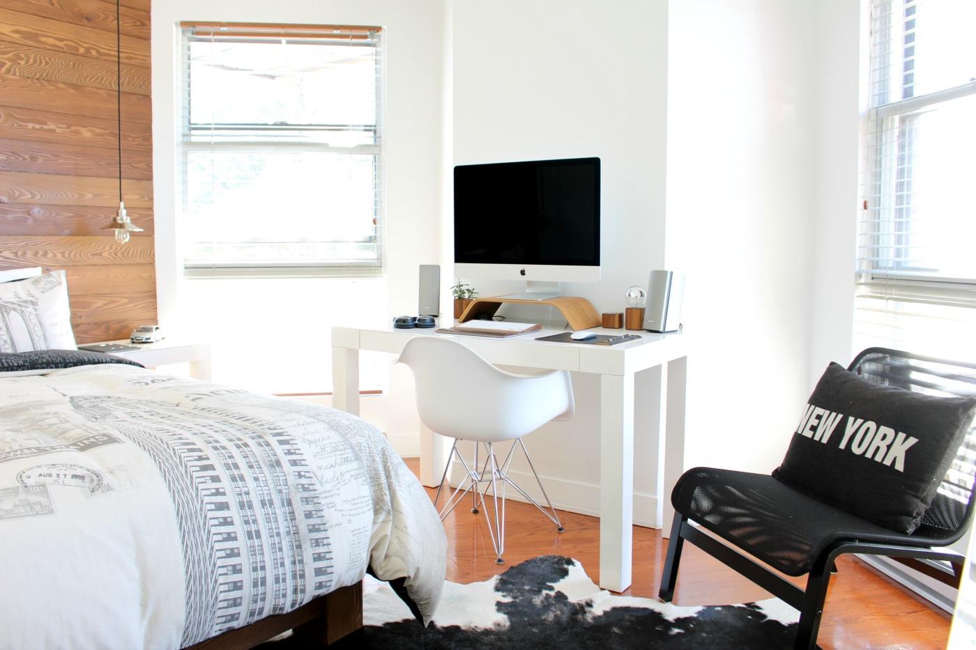 Slaapkamer opknappen - 5 frisse ideeën - Leukegeit