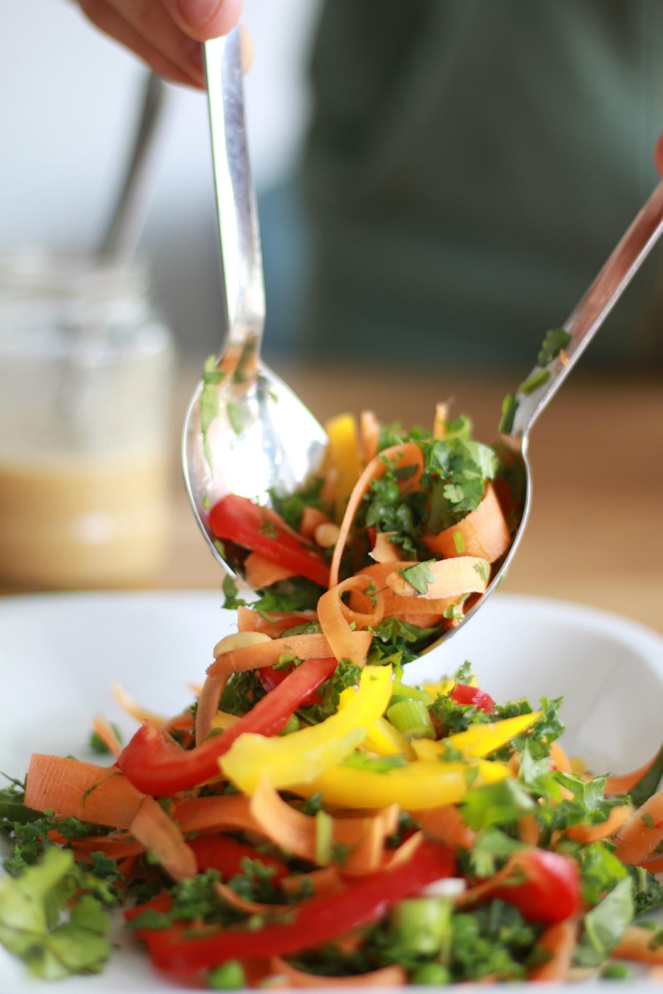 gezonde thaise salade