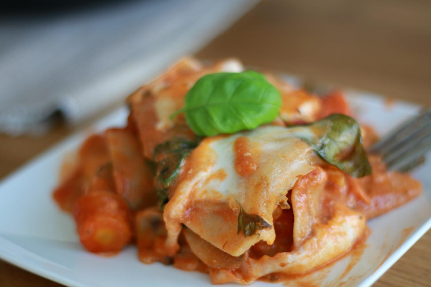 snelle lasagne
