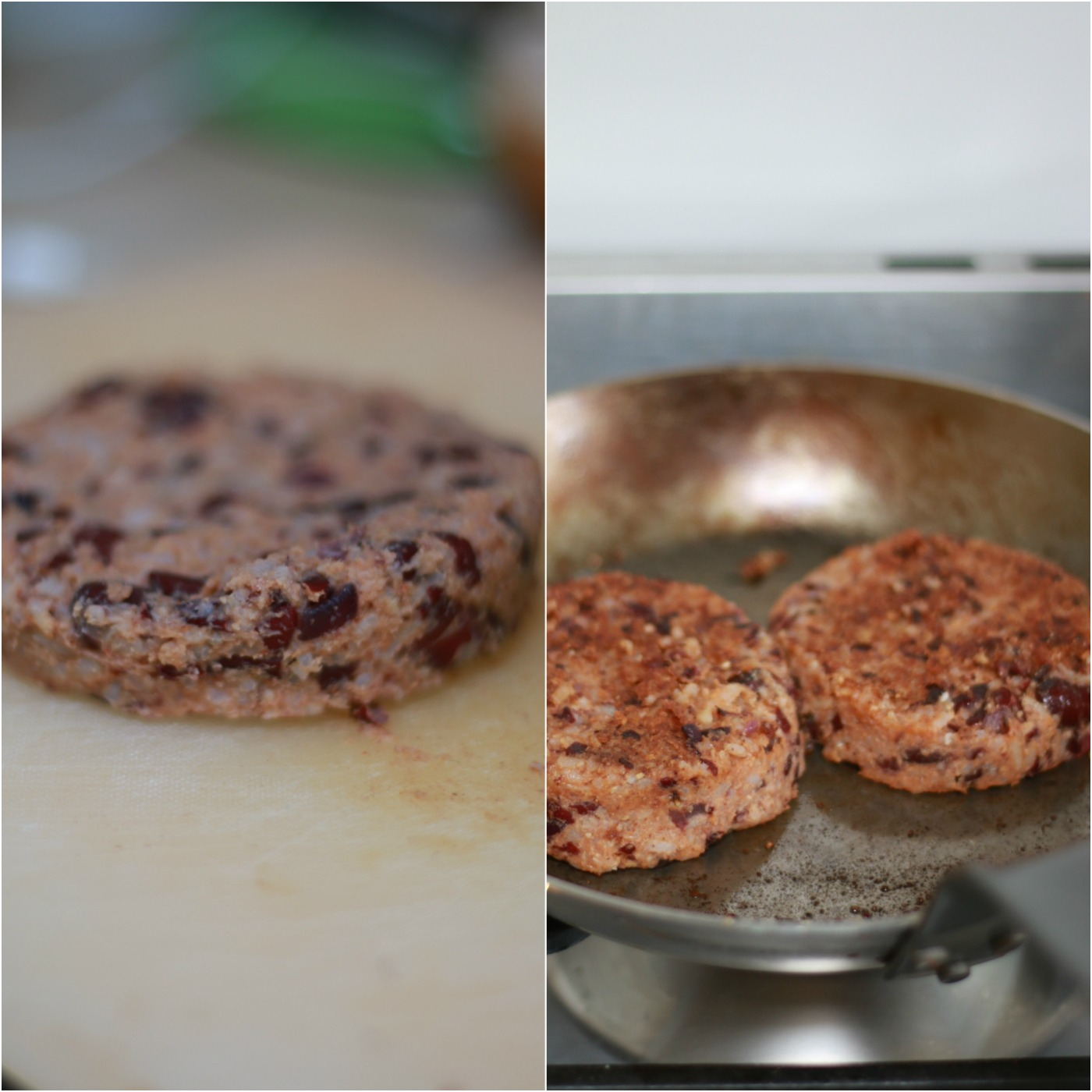 vegan burger ingrediënten