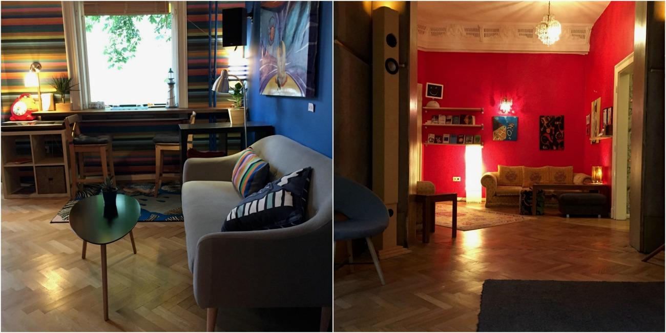 Apartment bar in Sofia