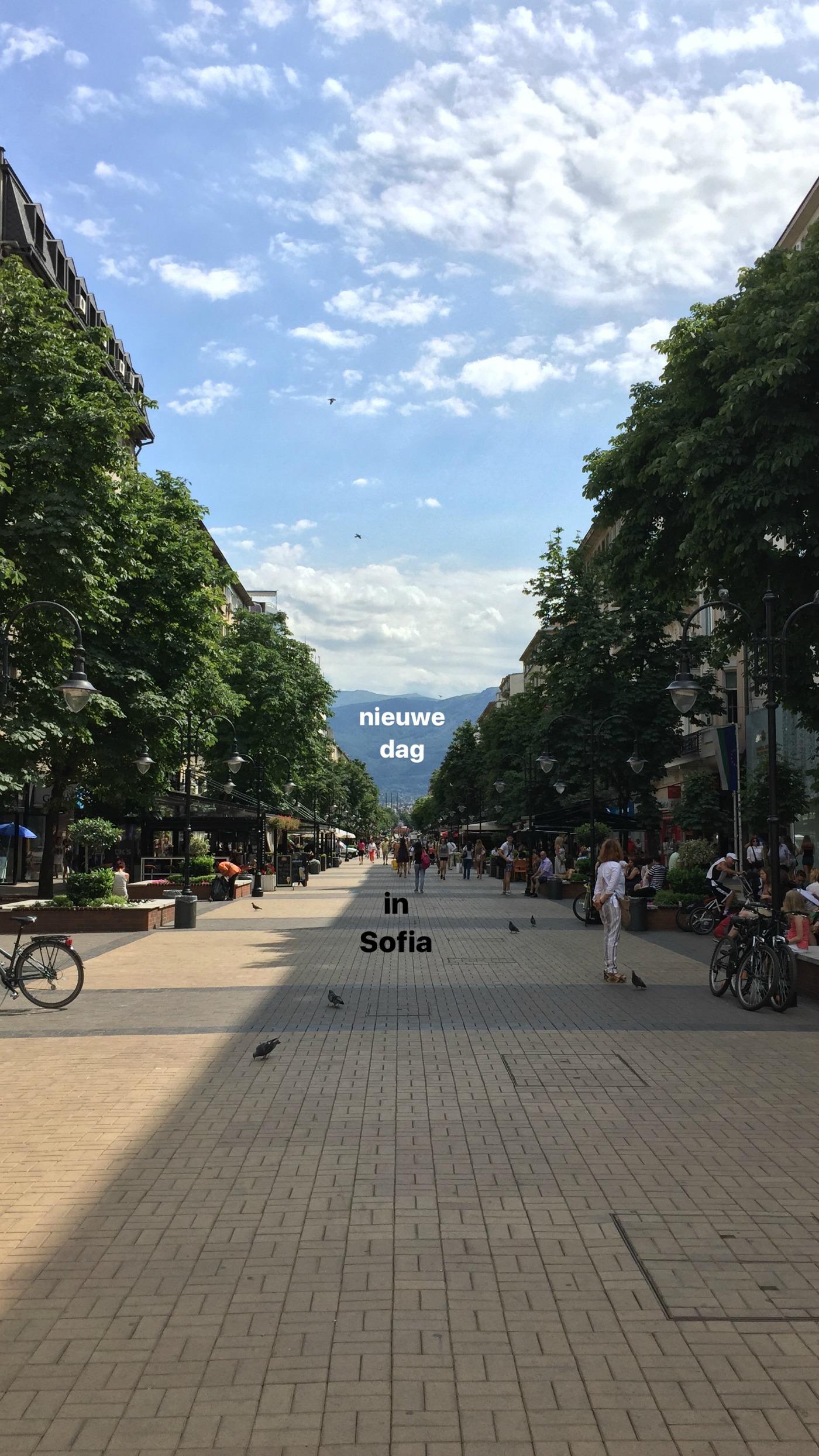 Sofia hotspots